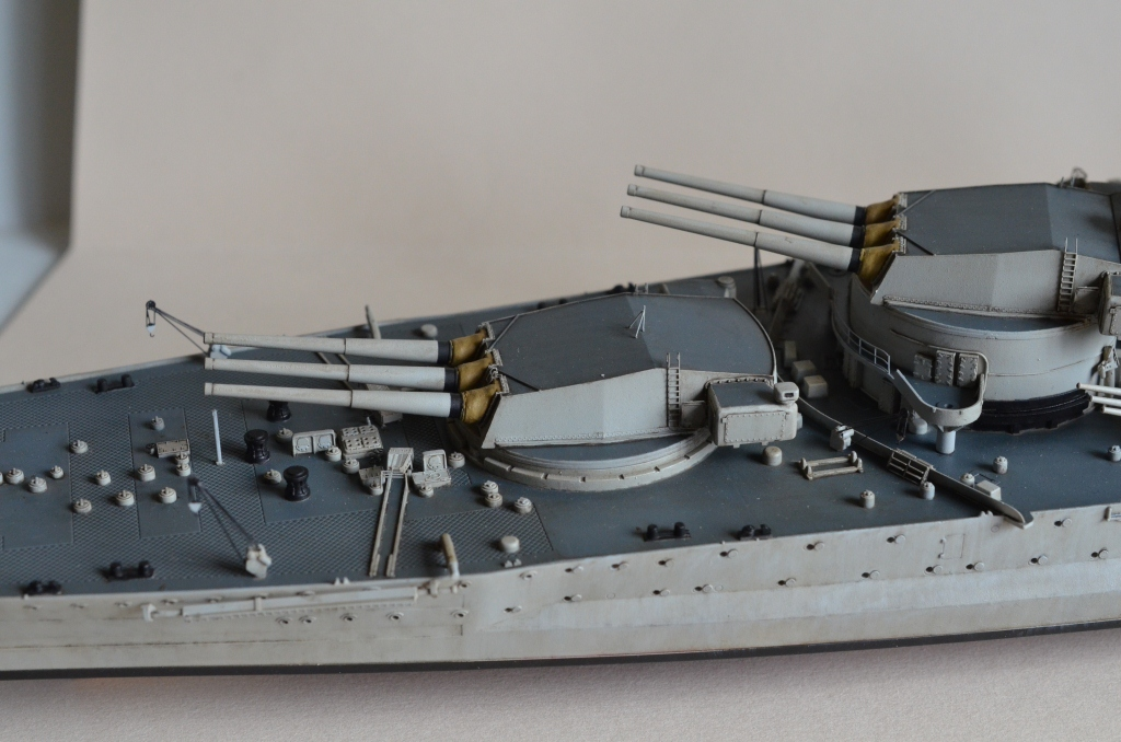 RN ROMA au 1/350 avec Kit Flyhawk. Pjmg