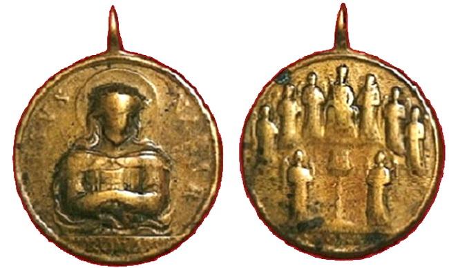 Recopilación medallas con el Rostro de Cristo ( Salvator Mvndi II) Rk3t
