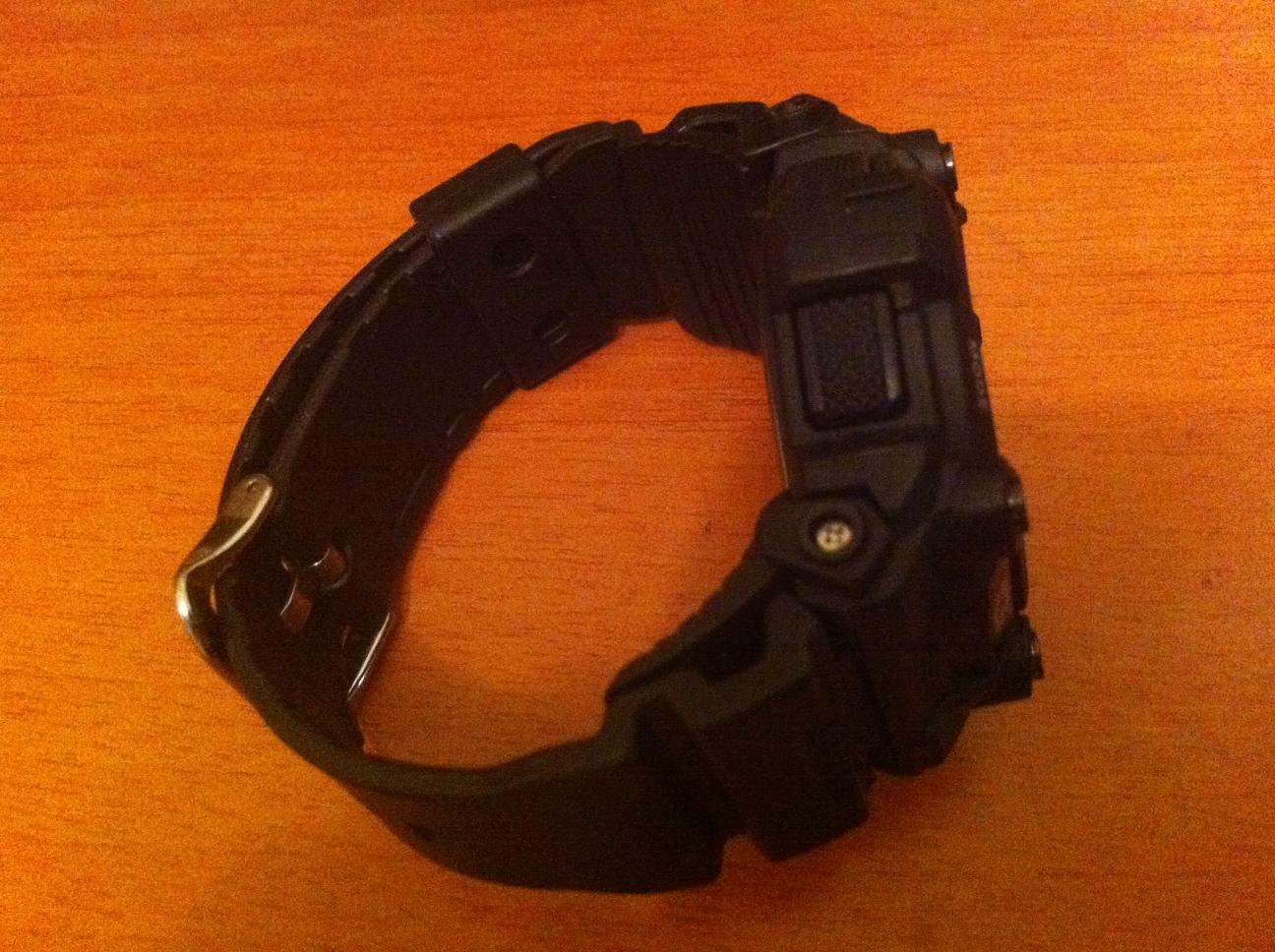 Mi nuevo G-SHOCK 7900 GW-1ER ALL BLACK 98962607