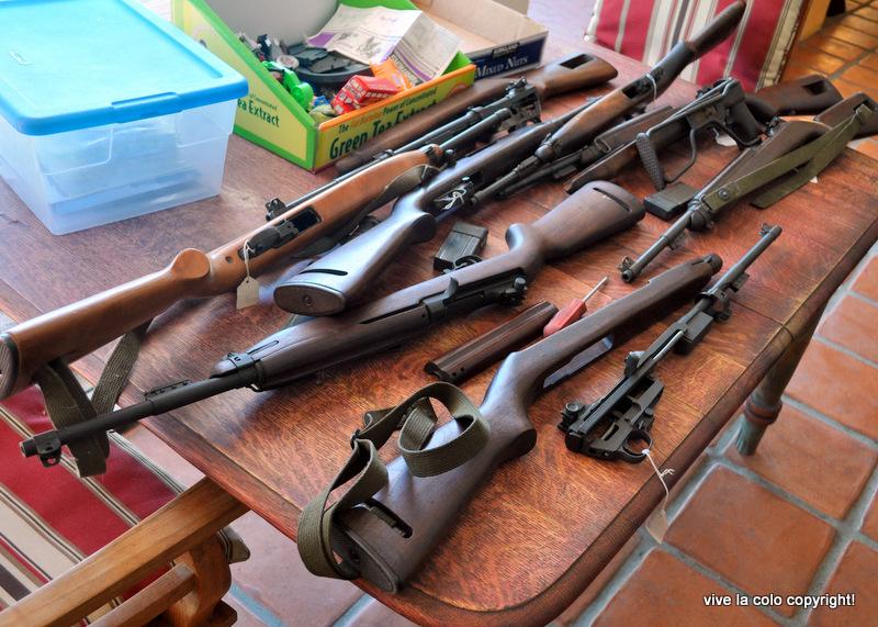 "Carabine US cal 30 M1 ""prix et infos"" Dsc0971t"