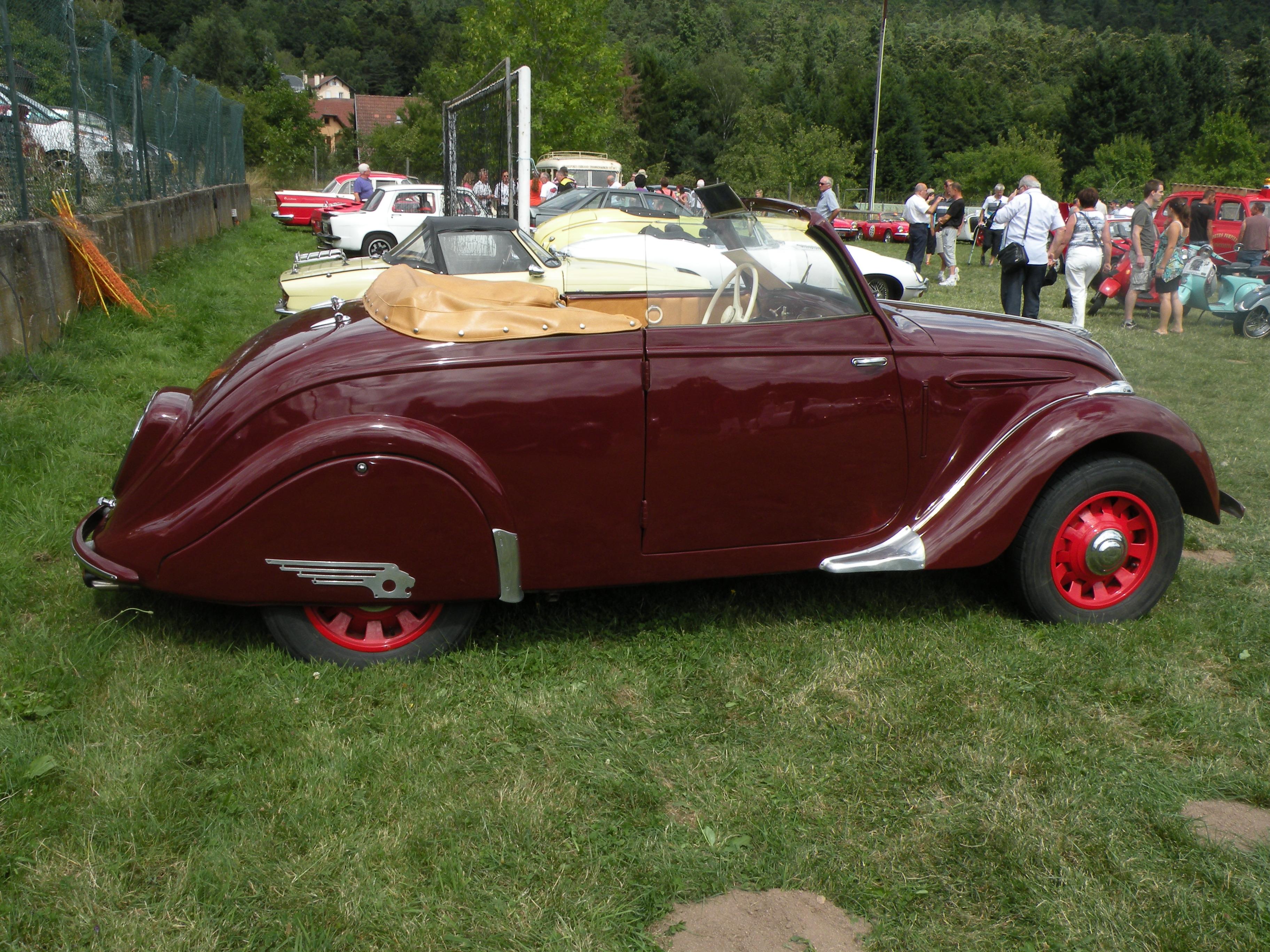Expo Auto-Moto à Thannenkirch du 18.08.2013 8pdw