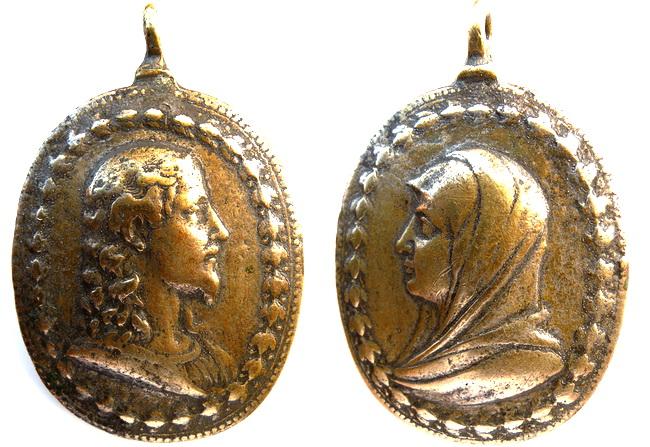 Recopilación medallas con el Rostro de Cristo ( Salvator Mvndi II) 4iw0