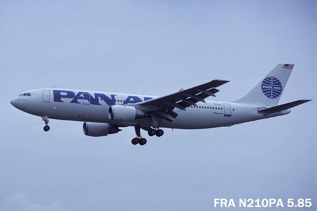 A300 in FRA Fran210pa