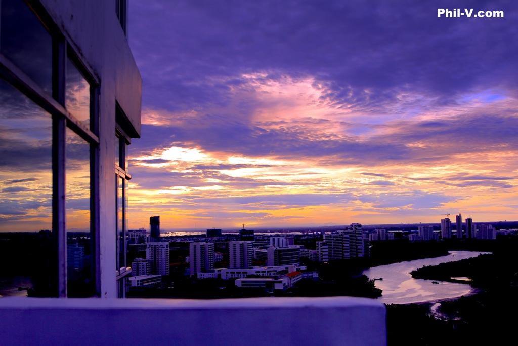 Việt Nam tuyệt đẹp qua ống kính một người Mỹ Sunriseoverphumyhung04