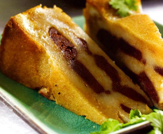 Cách làm bánh chưng, bánh tét, bánh ú nhanh Banhchuoinuong