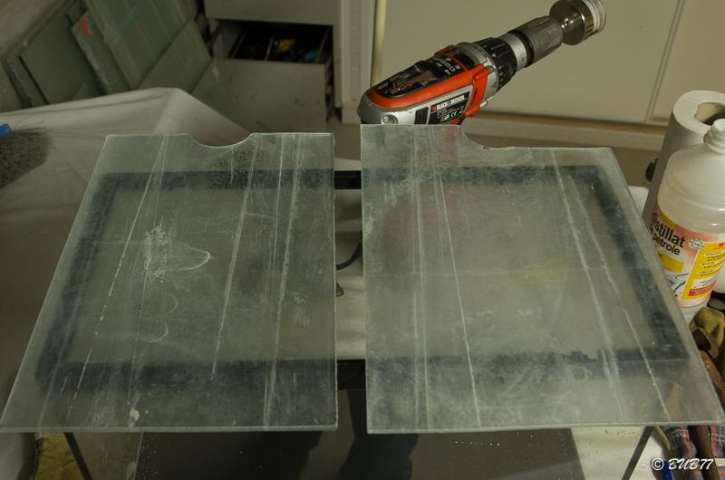 DIY - Fabrication d'un ATS Algae Turf Scrubber Fig0