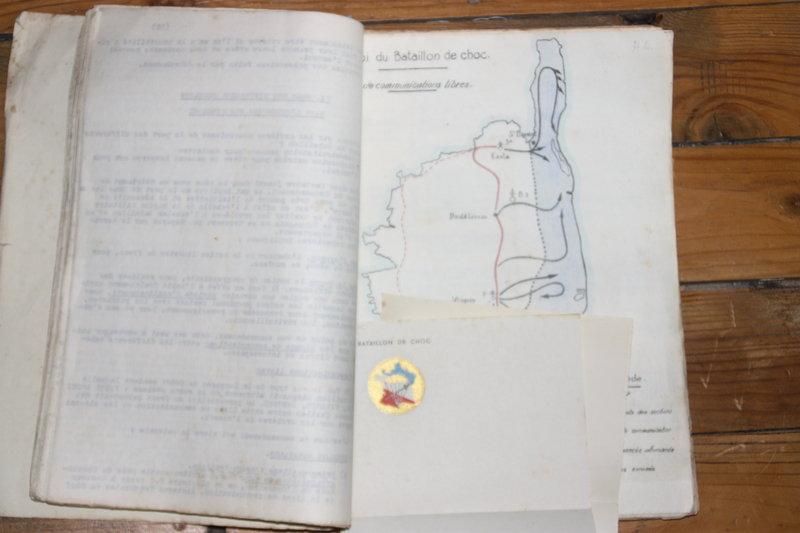 INSTRUCTION RELATIVE A L'EMPLOI DU BATAILLON DE CHOC Img6102n