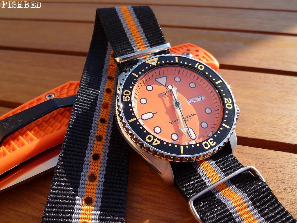 Seiko Diver 200 LA plongeuse! - Page 2 Seikoskx01110