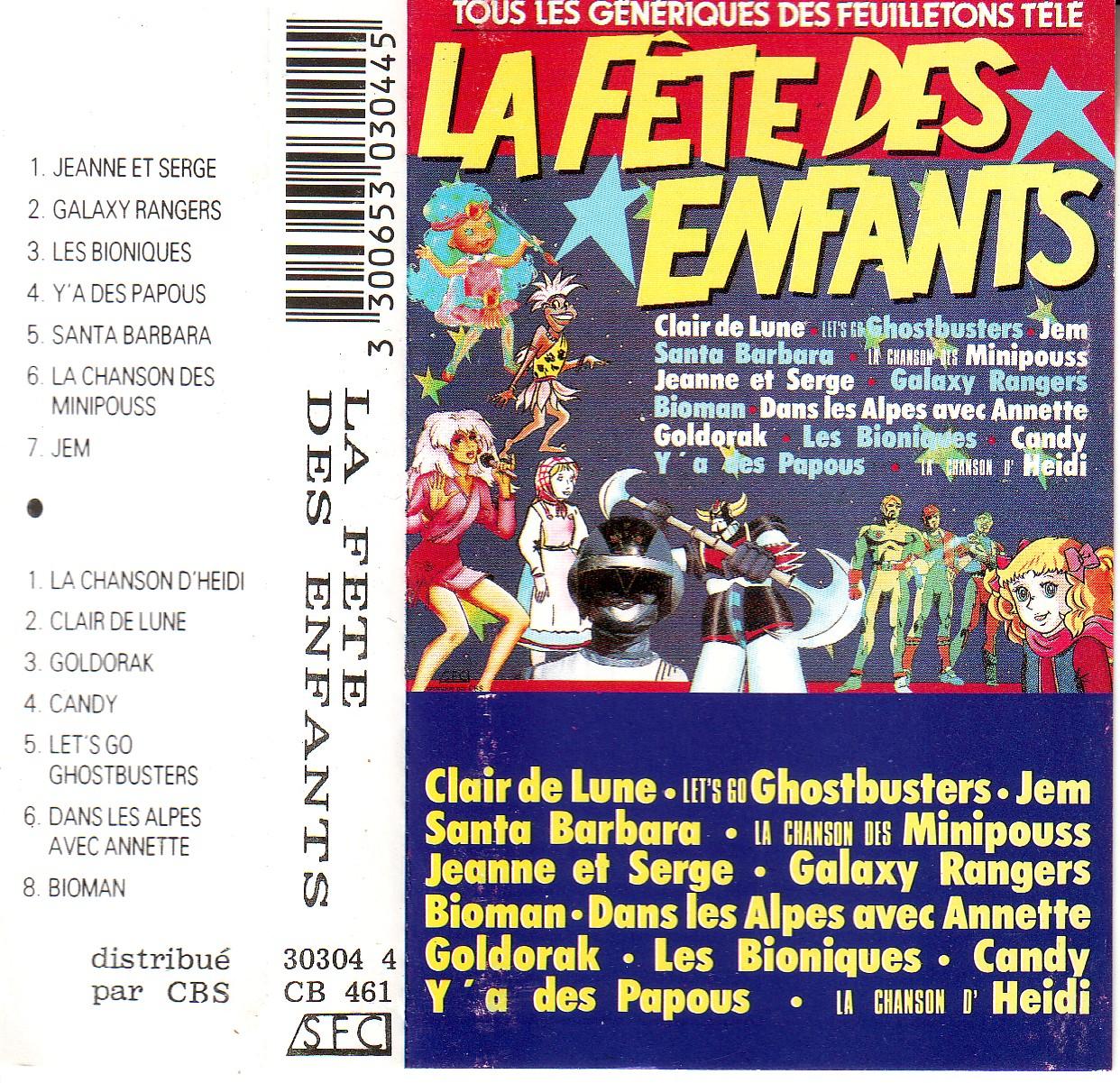 Dorothée et AB Productions Lafetedesenfantsnew