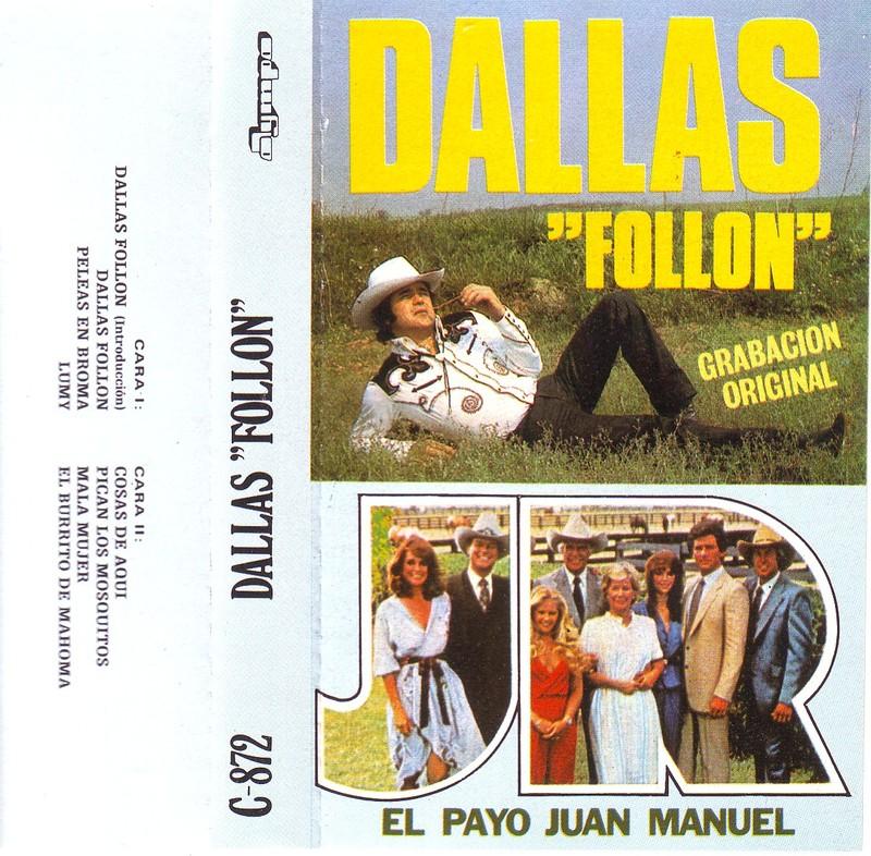 DALLAS, mon univers impitoyable ! - Page 2 Dallasespagnol