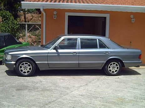 W126 500 SEL 5.0 V8 1990/1990 - R$ 27.300,00 500sel19906