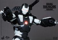 Iron Man 2: 1/6th scale War Machine Limited Edition (Special Version) Hottoysim2warmachinespex.th