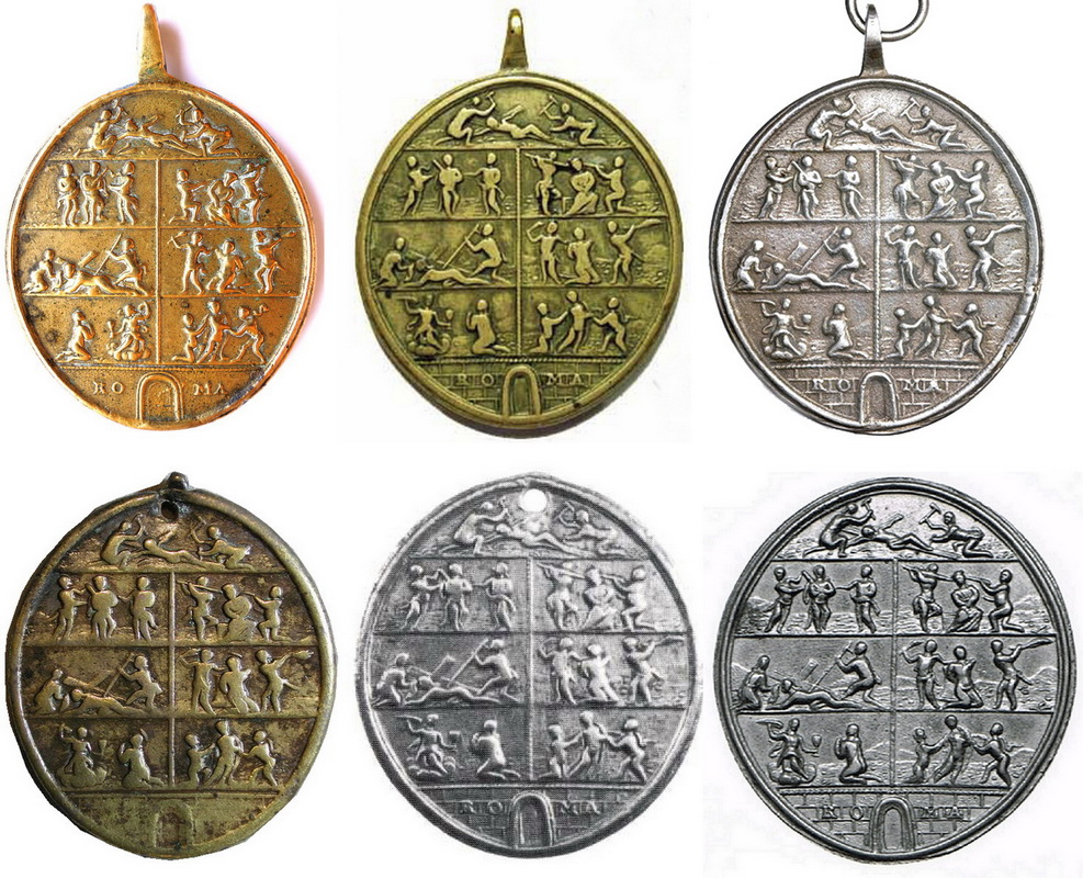 Crucifixión - Via Crucis. S. XVIII (R.M. SXVIII-O225 y 226) Qnvl