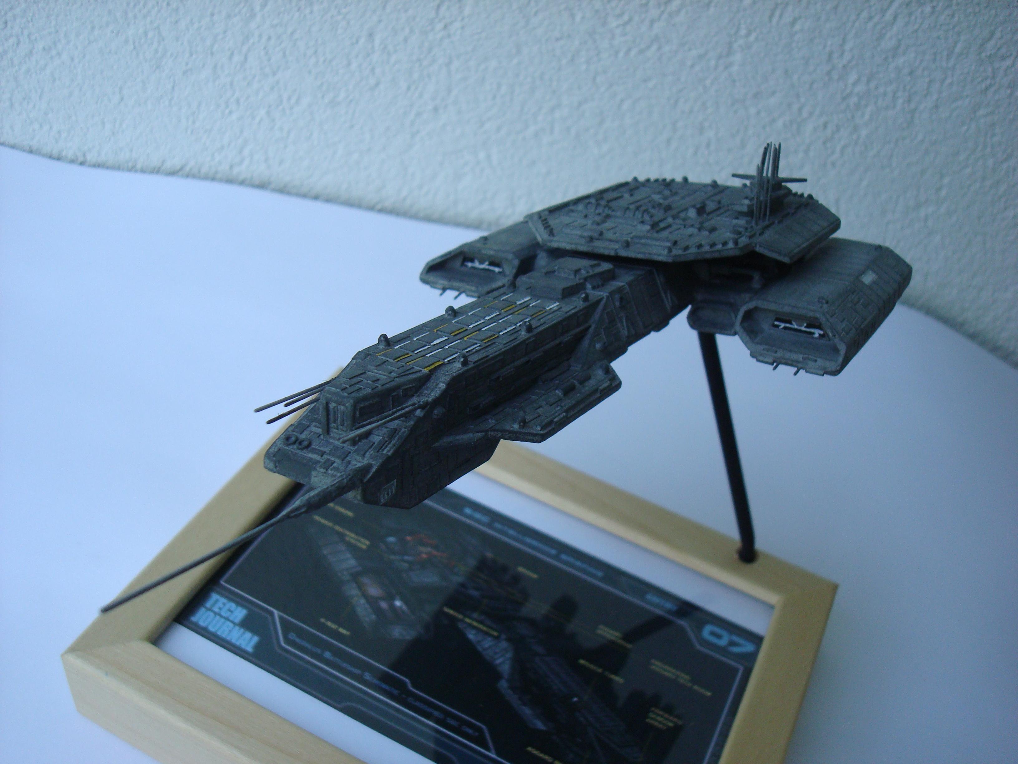 X304-CLASS DEEP SPACE CARRIER DAEDALUS Dsc00609yv