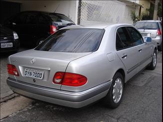 W210 E320 1997 - R$45.900,00 Mercedesbenze32032sedan