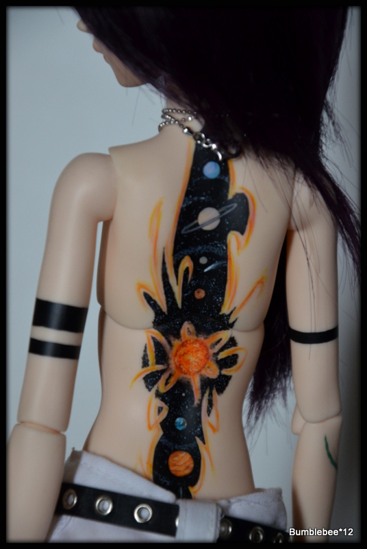 [make-up/tatouage] Acrylic Bee [en stand by] 1dsc0521