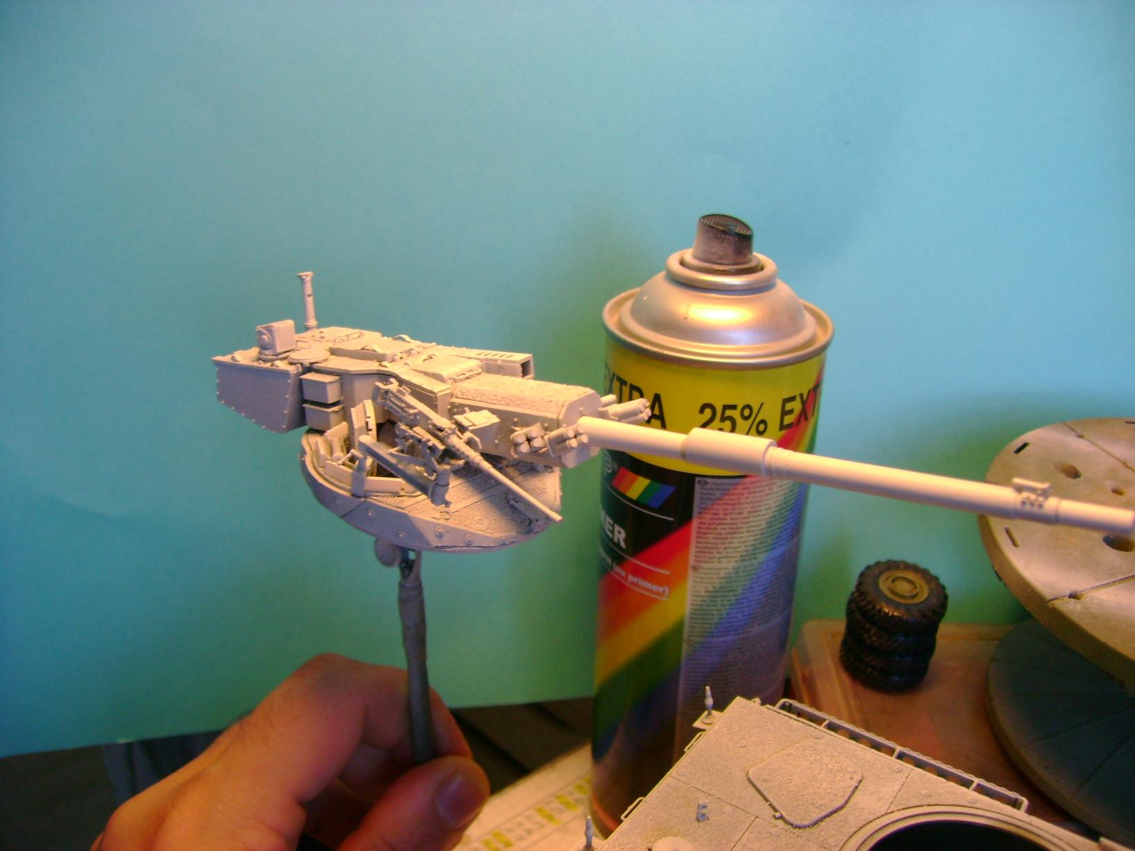 Stryker M1128 MGS Terminé.... - Page 2 Dsc00590il