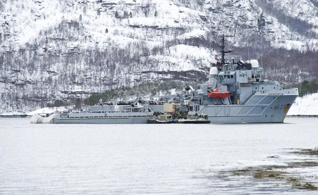 Armée norvegienne/Norwegian Armed Forces - Page 6 89279145837700090176017