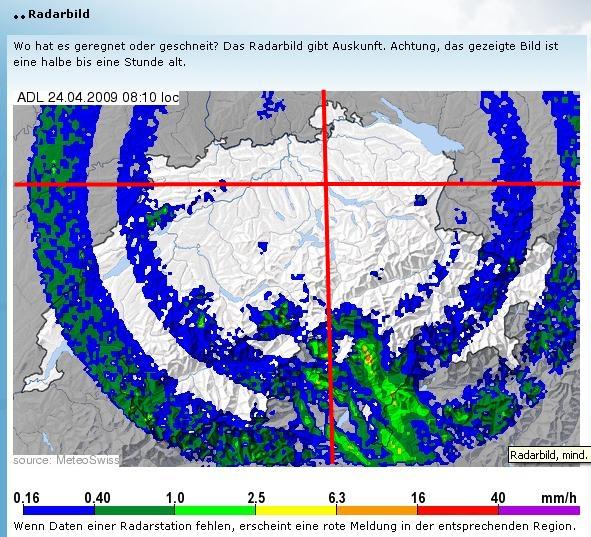 Un OVNI de la taille d'un pays a-t-il survolé la Suisse le mois dernier ? Zurich