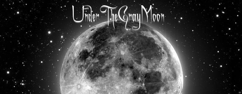 Under the gray moon