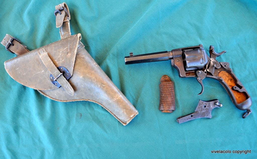Pistola Rotazione, Sistema Bodeo, Modello 1889 Dsc0379e