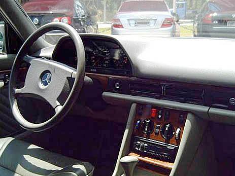 W126 500 SEL 5.0 V8 1990/1990 - R$ 27.300,00 500sel19908