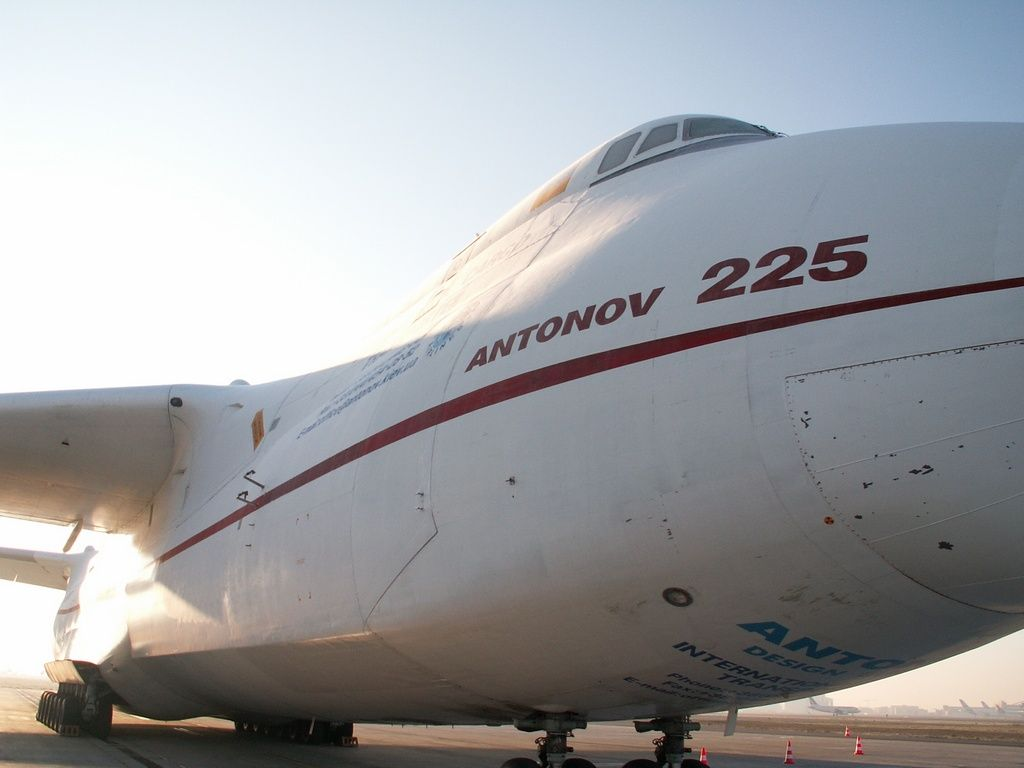 Photos Perso Antonov 225 chargement EC725 Caracal Y87l