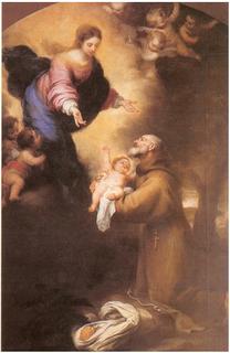 Médaille St-François-d'Assise & San Felix de Cantalicio - XVIIIème  - Page 2 Felixdecantalicio