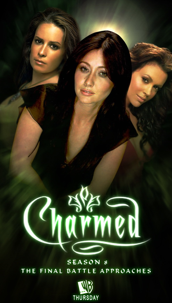 Charmed Seasons 01-08 DVDRip 8ihi