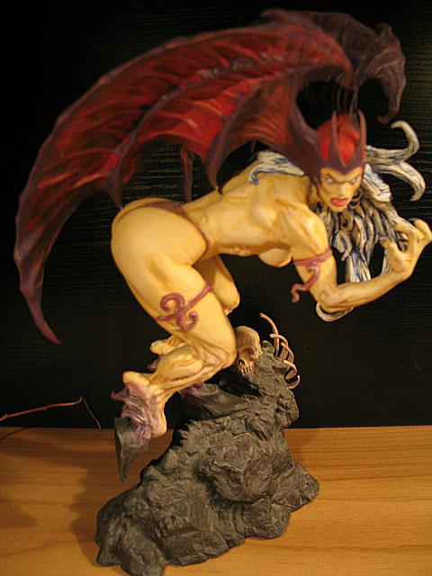 Barbarian Fan Collection Heroic-Fantasy (MAJ 01/01/13) 20090306statuecollectiox