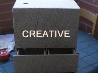 mi maquina de limpiar alpiste, hecha con una caja de botella 04copiabb4