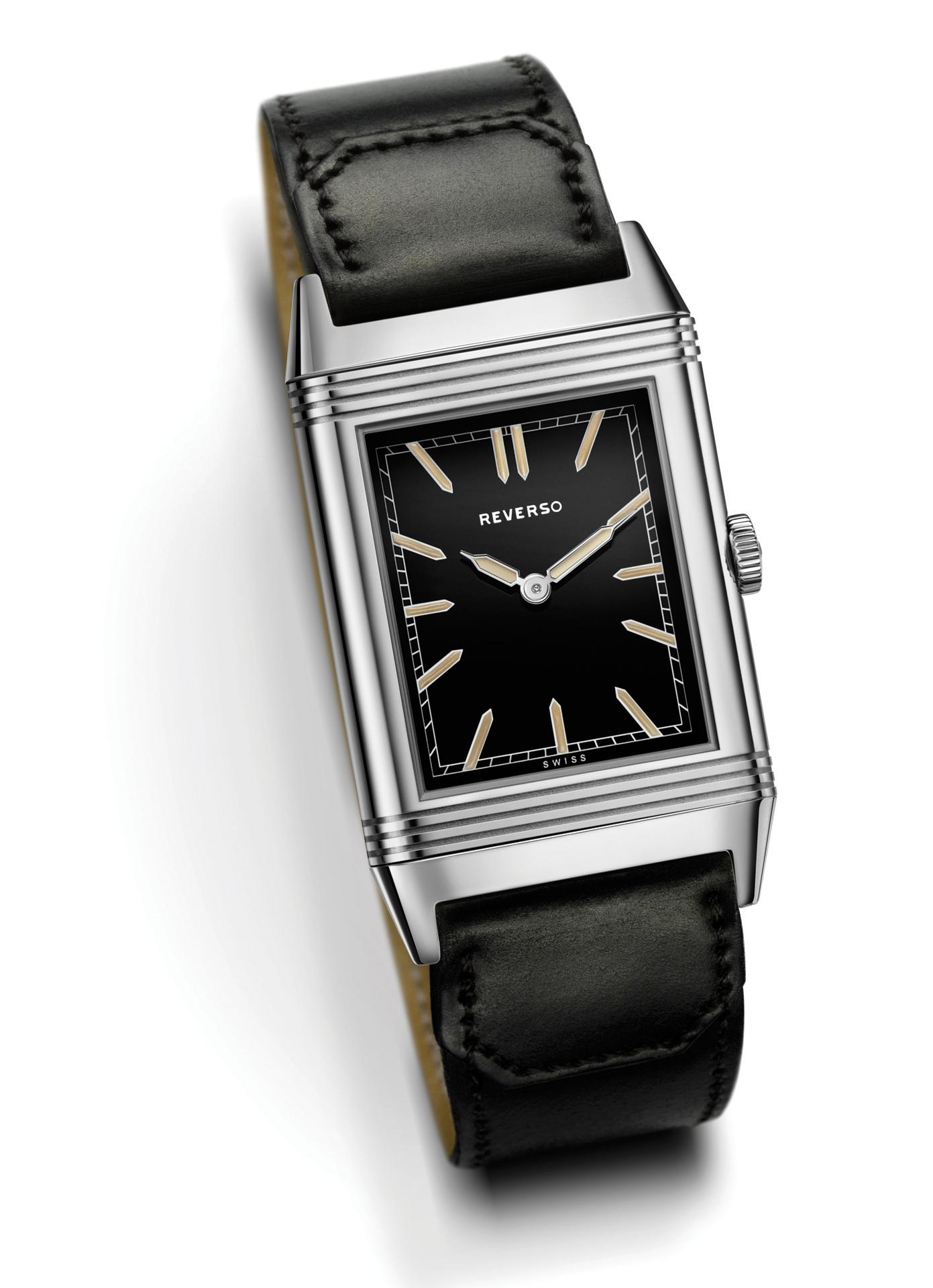 Présentation Reverso Tribute 1931 - Boutique JLC Paris 2456jlca