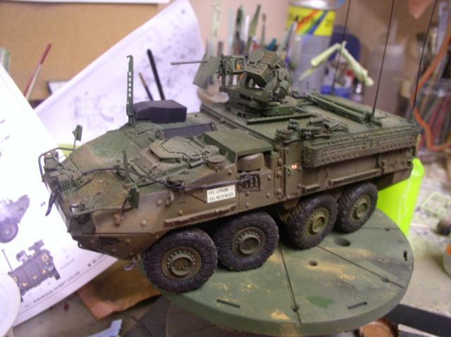 (Thunderbird)Stryker 1131 fire support Terminé !!!!! - Page 3 16049898