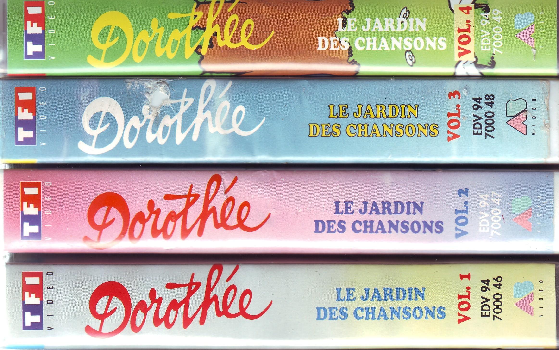 Dorothée et AB Productions (Récré A2 - Club Dorothée) Jardindeschansons94
