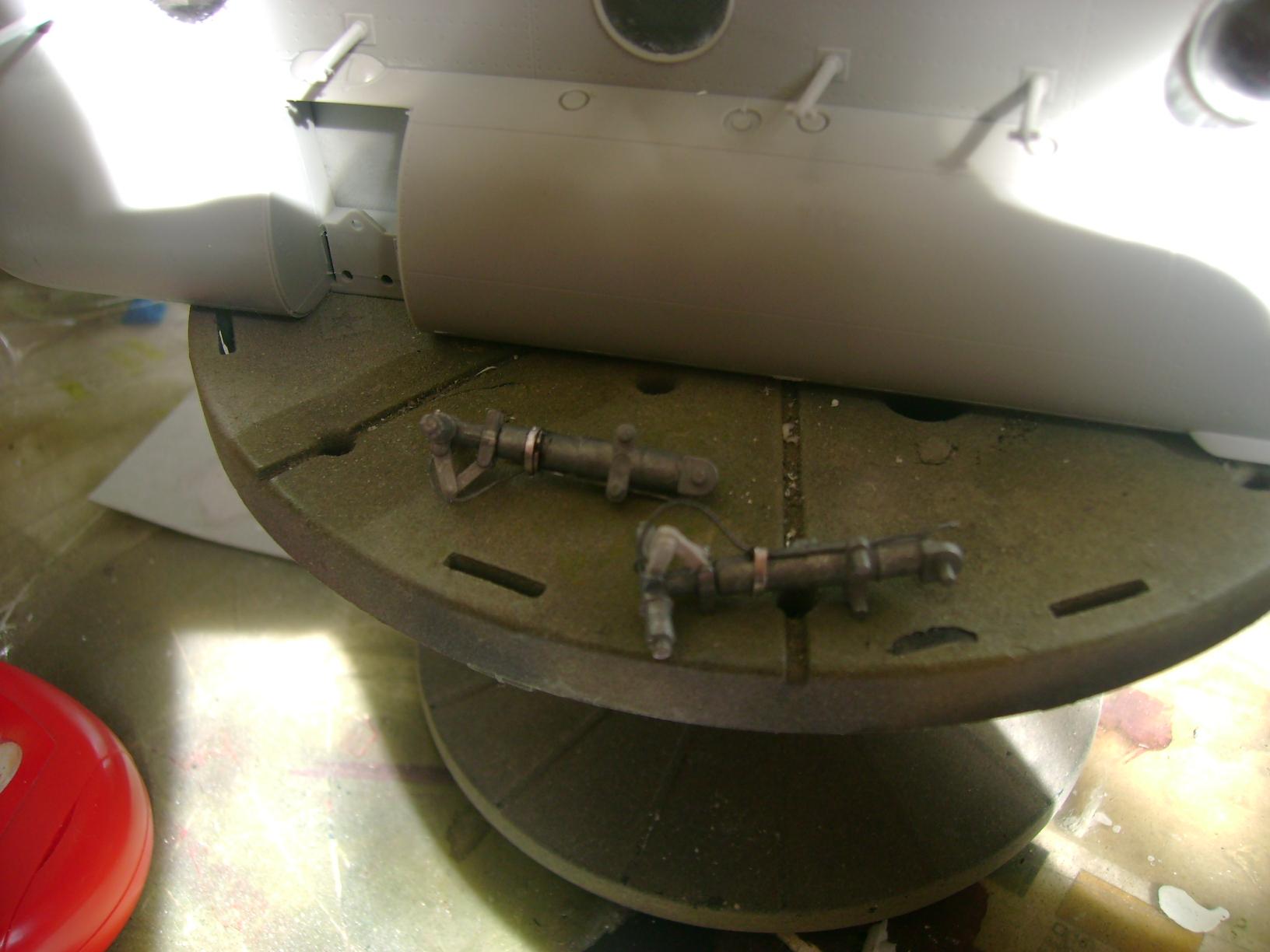 """CH-47D """" Chinook""""....Début de montage...1/35 Trumpeter.Up du 05/05... 60172755"""