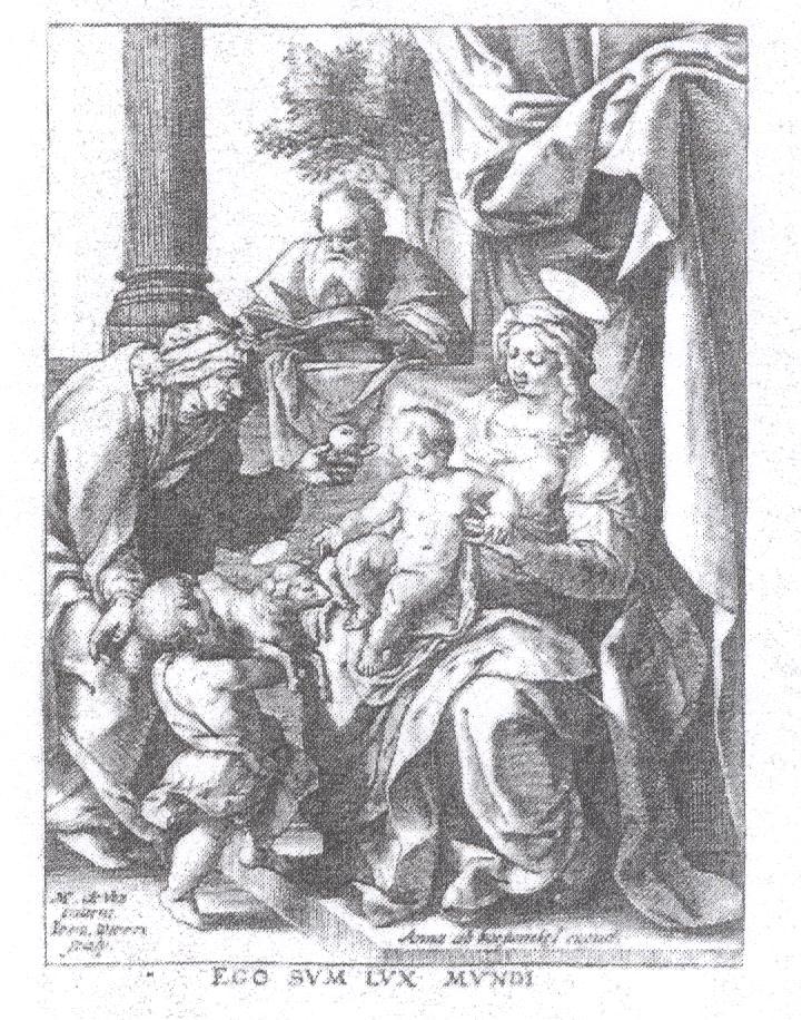San Michele Arcangelo/ Madonna della Misericordia? Sagradafamilia001