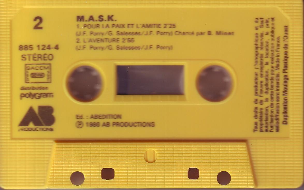 Dorothée et AB Productions (Récré A2 - Club Dorothée) Maskk7