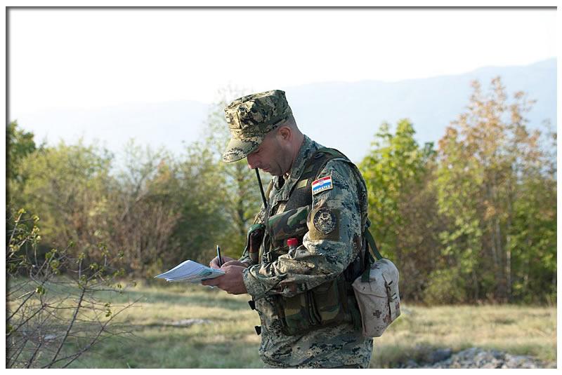 Forces Armées Croates /Croatian military /Oružane Snage Republike Hrvatske 2011100410962238