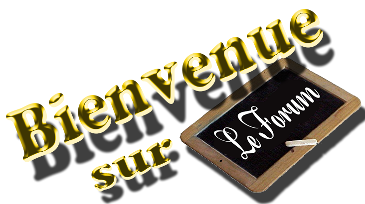 presentation Bienvenuesurleforum