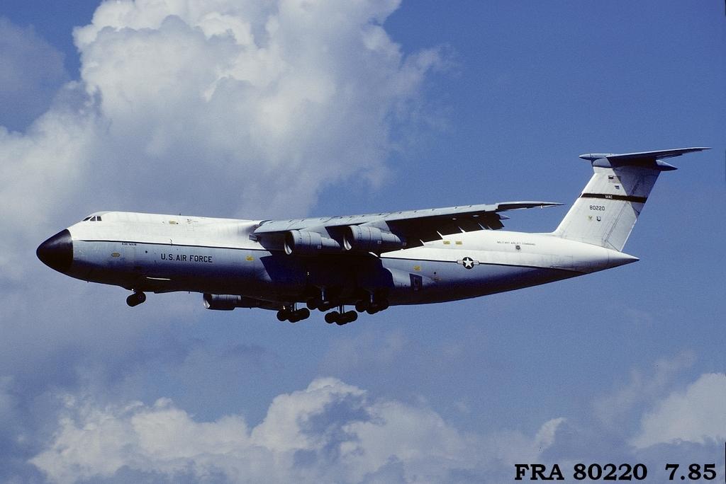Rhein Main Air Base Fra80220