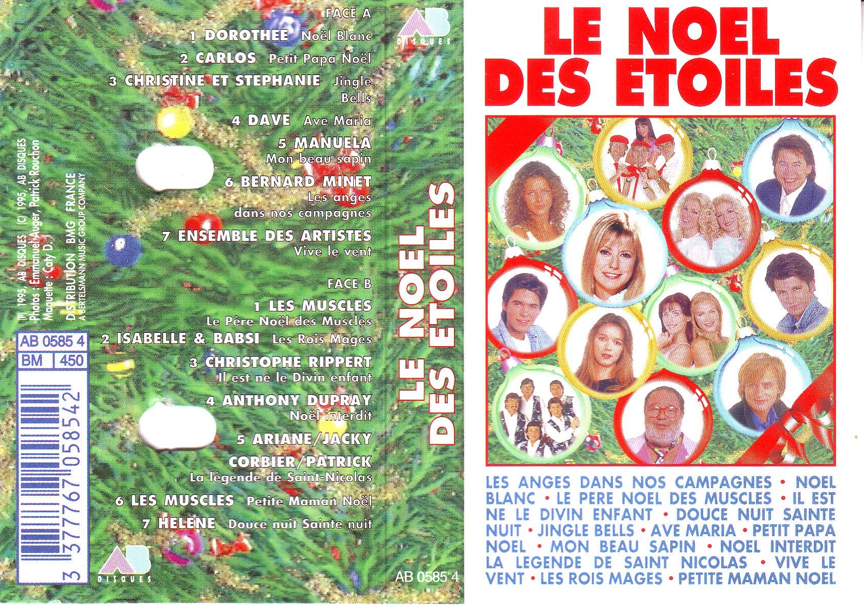 Dorothée et AB Productions Noeldesetoiles
