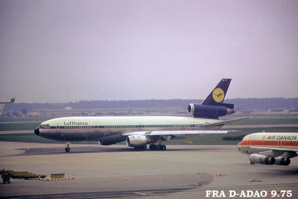DC-10 in FRA Fradadao