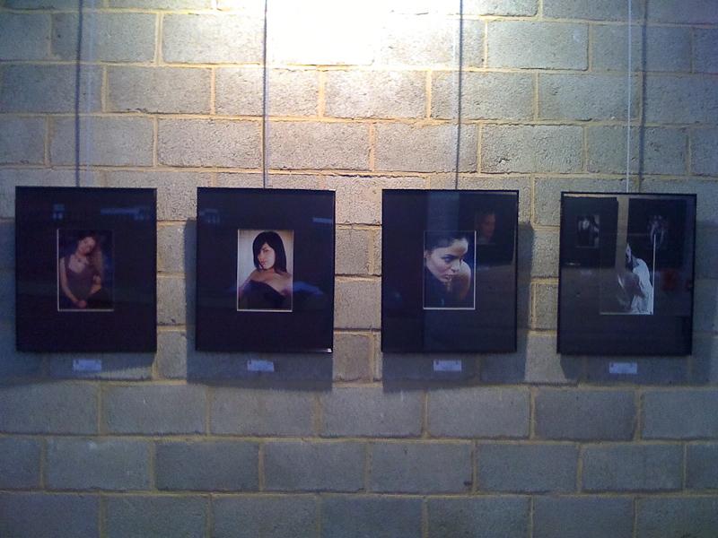 Sortie Vernissage de l'expo portrait à Arlon : 9 janvier 2010 Img0124201001061