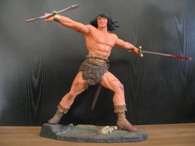 Barbarian Fan Collection Heroic-Fantasy (MAJ 01/01/13) 20090306statuecollectioj