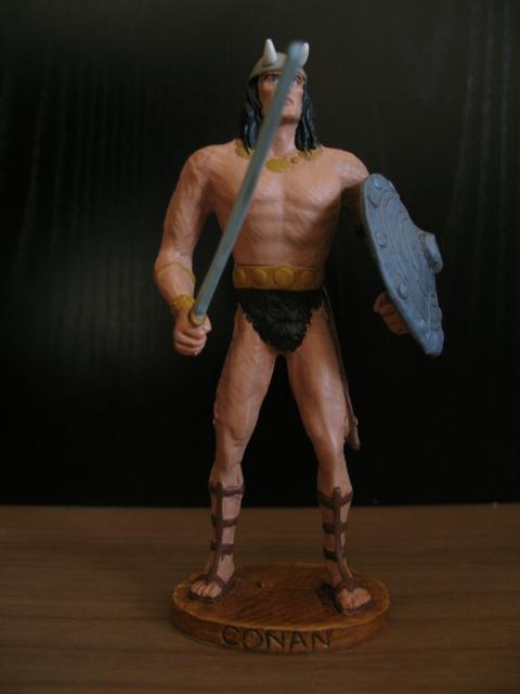 Barbarian Fan Collection Heroic-Fantasy (MAJ 01/01/13) 20090306statuecollectiod