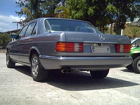 W126 500 SEL 5.0 V8 1990/1990 - R$ 27.300,00 500sel19905