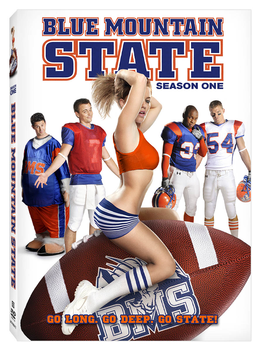 Blue Mountain State S01-02 DVD | S03 HD W3rl