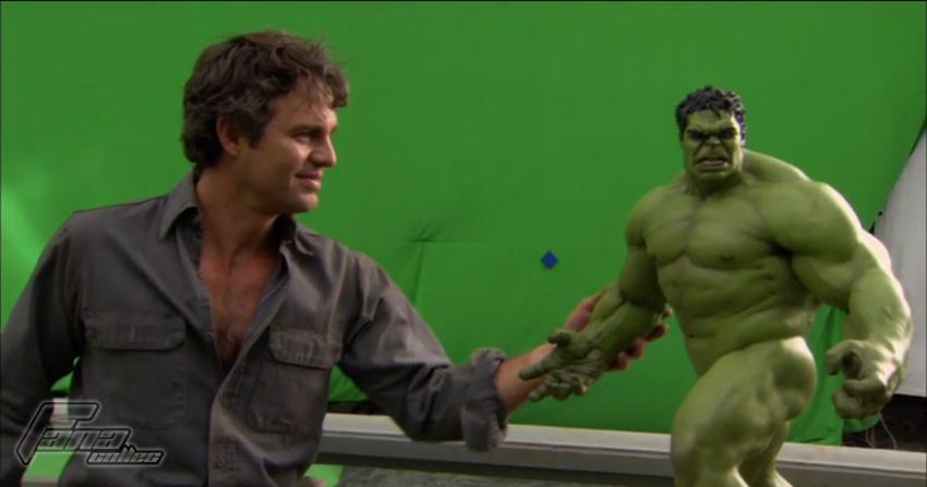 [Sideshow] Hulk Avengers Maquette Hulk7e