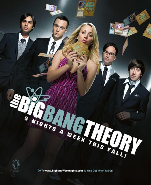 The Big Bang Theory S01-08 | S08E01-E11 HDTV | 720P Thebigbangtheorys5poste
