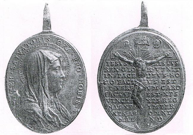 Recopilación medallas con el Rostro de Cristo ( Salvator Mvndi II) Up9a